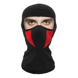 $enCountryForm.capitalKeyWord UK - Men Women Neck Warmer Breathable Mask Windproof Scooter Warm Hiking Head Cover Skiing Elastic Motorcycle Cycling Protective
