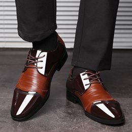$enCountryForm.capitalKeyWord NZ - Dress Male Shoes Adult Luxury Leather Shoes Men Business Formal Office Mocassin Homme Casual Men Flats Sapato Masculino
