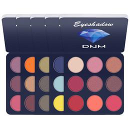 Discount light pink eyeshadow - Eyeshadow Palette 9 Color eye shadow Palette Make up Long-lasting Shimmer Pigmented Eyeshadow maquillage TSLM1