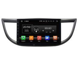 "honda crv gps dvd Australia - 4GB RAM 64GB ROM 10.1"" Android 8.0 Car DVD Player Head unit for Honda CRV CR-V 2012 2013 2014 2015 Radio GPS WIFI Bluetooth USB DVR"