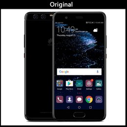 "Water Proof Mobile India Australia - Wholesale Originl Huawei P10 Plus VKY-AL00 4G LTE Mobile Phone Kirin 960 Octa Core 6GB RAM 64GB 128GB ROM Android 5.5"" 2K 2560x1440 20MP"