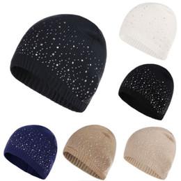 34670a23ca9 New Fashion Women s Warm Winter Knit Beanie Fur Pom Beret Braided Baggy Hat  Crochet Ski Cap