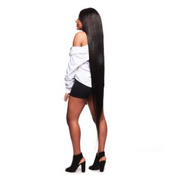 $enCountryForm.capitalKeyWord UK - Customized 26Inch Long Real Brazilian Raw Virgin Human Hair Extensions