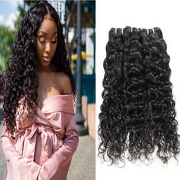 Ombre hair weave virgin online shopping - Indian Deep Loose Wave Brazilian Body Wave Hair Extensions Peruvian Virgin Human Hair Bundles Deep Wave Water Kinky Curly Hair Bundles Weft