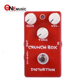 $enCountryForm.capitalKeyWord Canada - Free Shipping Guitar Effect Pedal Distortion Crunch Box And True Bypass Design MU0372
