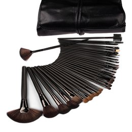 $enCountryForm.capitalKeyWord UK - Spot 32 professional makeup brush black with horse hair tool beauty brush
