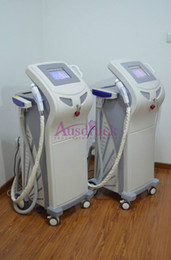 Ipl Rf Treatment NZ - New type 3in1 Elight IPL + RF + Laser beauty machine for hair removal skin rejuvenation tattoo freckle removal wrinkle treatment