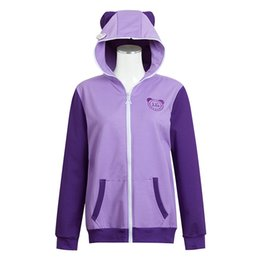 tops school girls UK - Lovelive Sunshine Sportswears Cosplay Jacket Costumes Minami Kotori Yazawa Nico School Girls Uniforms Women Hoodies Tops