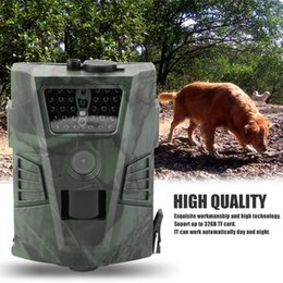 Night Vision Animal Camera Australia - Waterproof 60 Degrees 8MP 5MP 3MP 720P WVGA Wild Trail Hunting Camera Animal Observation Infrared Night Vision Camera Recorder