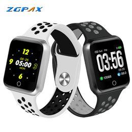 "$enCountryForm.capitalKeyWord UK - ZGPAX S226 Smart Watch 1.3"" Colorful Screen Sport Modes Life Waterproof Blood Pressure Heart Rate Monitor Smartwatch Men Women"