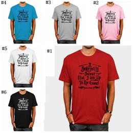 0cbeb9e32 Harry Potter homens Camisetas Eu Solenemente Juro Que Eu Sou até Não Boa  Impressão Marca Casual Homem Tees Camisa MMA1309