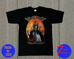 $enCountryForm.capitalKeyWord Australia - Mastodon t Shirt Emperor Of Sand Men's BlaUnisex Print Tee