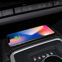 land rover iphone Australia - Free Shiping Manufacturer Provides Straightly Easy to install Perfect match QI Standard Land Rover Discovery Sport Wireless Charging