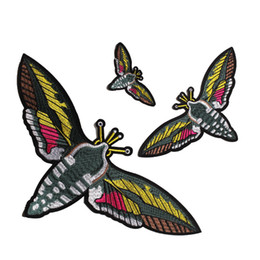 $enCountryForm.capitalKeyWord Australia - embroidery bee patches for jackets,embroidered bee hearts badges appliques for jeans,patches for clothing A79