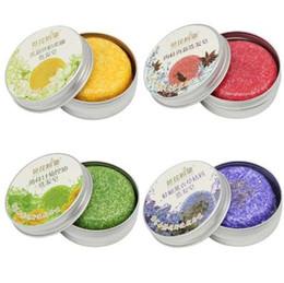 Natural Treatment For Acne Australia - Handmade Hair Shampoo Soap Pure Natural Dry Shampoo Soap Oil-control Anti-Dandruff Off Hair Care