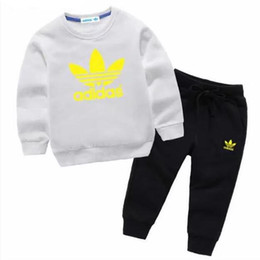 Clothing sport suits girls online shopping - Hot Sell New Style Children s Clothing For Boys And Girls Sports Suit Baby Infant Short Sleeve Clothes Kids Set Age