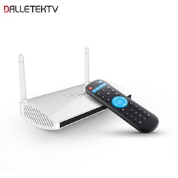 Android Set Top Box Quad NZ - Leadcool Android 8.1 Set Top Box 1G+8G 2G+16G RK3229 Quad-Core 2.4GHz WIFI Android 8.1 Leadcool Media Player Android 8.1