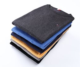 Wholesale long sleeve high neck sweater for sale - Group buy Winter new men s O neck pullover sweater ladies clothes fashion casual couple high quality luxury men s sweater head