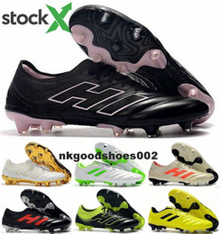 snowboard boots Australia - FG AG football boots 19+ Copa 19 eur 46 19.1 tennis Shoes Men Mens soccer cleats size us 12 Black Kids Runners low top Vintage Fashion