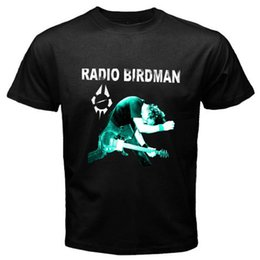$enCountryForm.capitalKeyWord UK - New RADIO BIRDMAN The Essential Rock Band Mens Black Tee T-Shirt Size S - 3XL Cool Casual pride t shirt men Unisex