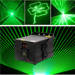 Party concert online shopping - Super G W MW Green Pure Diode Laser beam Show Light Sky Lighting Party Concert DJ CLUB