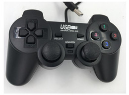$enCountryForm.capitalKeyWord Australia - Computer stand-alone controller game console handle pc handle usb handle factory direct Vibration mode vibration applicable product computer