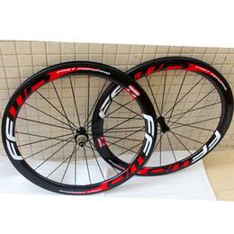 Chinese  FFWD fast forward F5R carbon bicycle wheels 50mm clincher tubular road bike wheelset basalt brake surface Powerway R36 hubs 3K glossy manufacturers