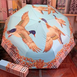 $enCountryForm.capitalKeyWord NZ - B-3 new arrival Luxuries designers Rain Gear men women Brand Design Umbrellas for sun wedding beach decoration Automatic folding umbrella