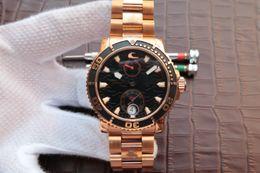 $enCountryForm.capitalKeyWord Australia - Marine series, size 42mm, men's watch, fine steel watchband, automatic movement, very comfortable to wear, no pressure swimming