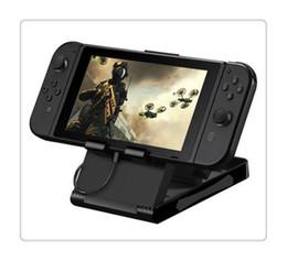 $enCountryForm.capitalKeyWord UK - 2019 Switch Desktop Stand Universal Playstand Game Console Holder Adjustable Angle Foldable Base Bracket Hot Sale