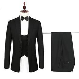 $enCountryForm.capitalKeyWord NZ - Custom Made Mens Suits 3 pieces Jacket+Pants+Vest Formal Blazer Suit British Style Wedding Tailored Suit