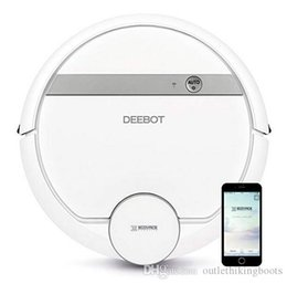 $enCountryForm.capitalKeyWord Australia - Authentic ECOVACS DEEBOT 900 Smart Robotic Vacuum for Carpet Bare Floors Pet Hair with Mapping Technology Higher Suction Power Wifi Connect