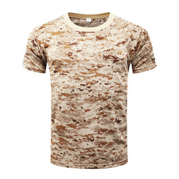 $enCountryForm.capitalKeyWord Australia - 2017 Mens Summer Camouflage T Shirt Fitness Quick Dry Camo T Shirts men O-Neck Short-Sleeved tshirt Top Tees 3XL