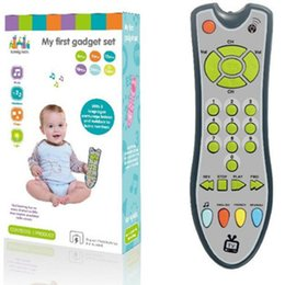 $enCountryForm.capitalKeyWord Australia - Baby Remote Control Toy Learning Lights Remote for Baby Click & Count Toys for Boy Girl Infant Toddler Toy