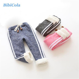 Boys 5t Leggings Australia - good quality childrens pants winter leggings kids pants boys girls thicken warm velvet trousers baby girls christmas pants clothing