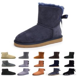 Hand sHaped cHarms online shopping - Top Quality WGG Australia Women s Classic tall Boots Womens Snow boots Winter Women Girl Snow Boots leather boot US SIZE