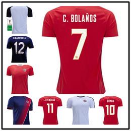 Costa Rica jerseys 2018 19 world cup M.UREÑA Costa Rica soccer jersey home  away G.gonzález CAMPBELLB WALLACE K.WASTON football shirt 0fb055755