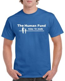 Ship funding online shopping - Seinfeld T Shirt The Human Fund George Costanza T Shirt Funny Unisex Casual