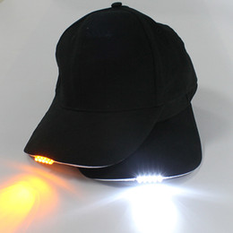 a2c6b9ce9db Hunting Hat caps online shopping - Super Bright LED Cap Glow in dark for  Reading Fishing