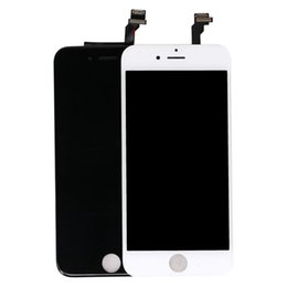 iphone pixels NZ - Grade A+++ For iPhone 6GLCD Touch Screen Digitizer Display Replacement Assembly With Frame & No Dead Pixel Free shipping