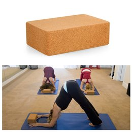 $enCountryForm.capitalKeyWord Australia - High Quality Yoga Fitness Cork Wood Yoga Block Pilates Fitness Gym Exercises Physio Muscle Relaxation Workout Stretch Equipment