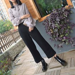 $enCountryForm.capitalKeyWord Australia - Mode Brogue Laarzen Voor Vrouwen Dames Enkellaarsjes Slip Op PU Leer Schoenen Rubber Basic