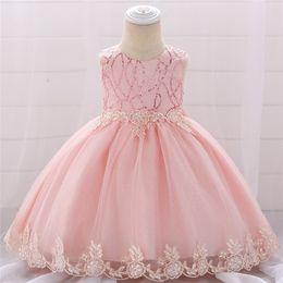 $enCountryForm.capitalKeyWord Australia - Christmas Party Dress For Infant Baby Girl Dress 0-24m 1 Years Baby Girls Birthday Dresses Lace Pageant Vestido Princess Dress J190619