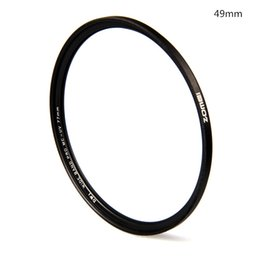 52mm Camera Filters Australia - Professional Ultrathin Zomei 49mm 52mm 55mm MC UV Filter Germany Lens 18 Layer Coating Protector Clean filters for Canon Nikon Camera