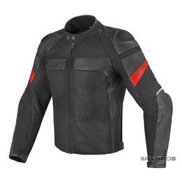 dirt bike gps NZ - Dain Motocross Racing Moto GP Motorcycle Motorsports Jackets Dirt Bike Jacket With Protection