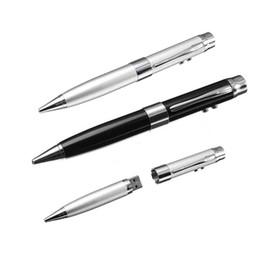 pen drive 8gb 2019 - Pen USB Ballpoint Pen Drive USB Pendrive Pens Drive Memory Stick Office Pendrive 8GB 16GB 32GB 64GB Students Teacher Gif