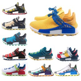 41673b85e226c 2019 NMD Pharrell X Human Race Runner Designer sneakers mens casual sports  shoes luxury shoes womens running shoes high quality Runner 36-47