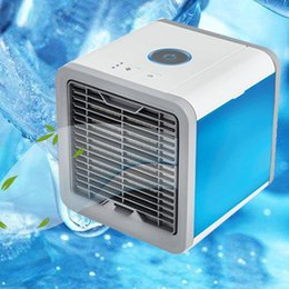 $enCountryForm.capitalKeyWord Australia - Household USB Mini Portable Air Conditioner New Air Portable Evaporative Air Cooler with Fan Indoor Tower