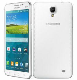 Mega cell phones online shopping - Original Samsung Galaxy Mega G7508Q Dual Sim GB RAM GB ROM MP Quad Core Refurbish Cell Phone