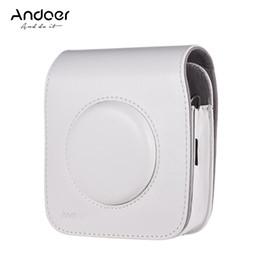 $enCountryForm.capitalKeyWord Australia - Andoer SQ10 Camera Case Bag Adjustable Shoulder Strap Protection Camera Bag for Instax SQ10 3 Colors for Option